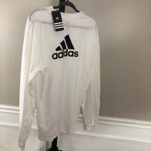 Adidas Long Sleeve T-shirt Men's L
